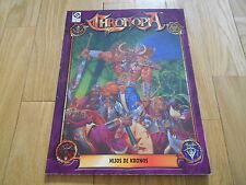 CHRONOPIA - Hijos de Kronos - Target Games - Juego de Miniaturas