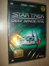 DVD STAR TREK DEEP SPACE NINE TEMPORADA 1 UNO EPISODIOS 4-7 DISCO 2 DOS