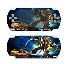 Transformers 049 Vinyl Decal Skin Sticker for Sony PSP 3000