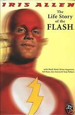 Life Story of the Flash DC Comic Hardcover HC Near Mint