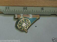 Fly Fishing Reel Fish Pin Fish Pin Badge (Lg)