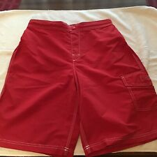 Land's End Men's Swim Trunks Size M