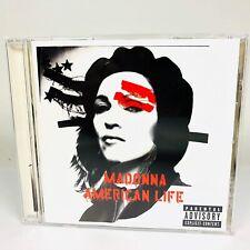 American Life by Madonna CD 2003 Warner Bros