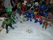 Mcdonalds happy meal toys lot of 5 & 3 Other Action figures