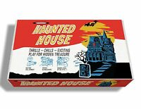 Ideal Haunted House Game box