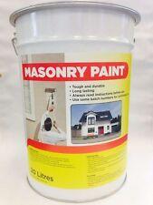 20Ltr Trade Smooth Masonry Paint