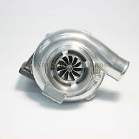 GTX3076R GT3076R Turbo charger Dual Ball Bearing  A/R .63 T3 Inlet V-Band Outlet