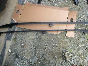 Mitsubishi shogun pajero mk3 roof bars roof rack 99-06 LWB 5 door