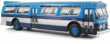 MTA NYC Transit Flxible Fishbowl New Looks bus 1/87 Scale Iconic Replicas Rare