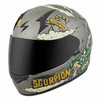 Scorpion EXO-R320 Full Face Motorcycle Street Helmet Endeavor XL