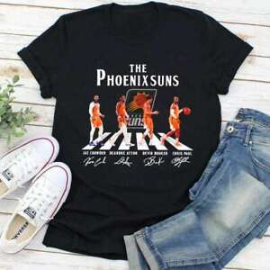 Devin Booker And Chris Paul Jae Crowder Deandre Ayton The Phoenix Suns T Shirt
