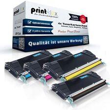 4x Nicht Originale Tonerkartuschen für Lexmark Optra C 734 Proline Print