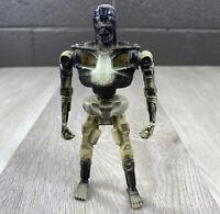 RARE - Vintage Kenner Terminator 2 Movie figure 1991 Carolco T-800 T2 toy - Glow
