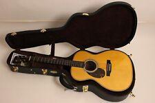 Martin guitare omjm-l John Mayer GAUCHER/GAUCHER 1. choix