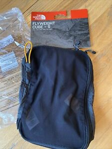 The North face Flyweight cube SMALL Lightweight packable sack NWT black