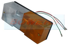 Britax PMG frontal lateral Ind Combinación Luz Lámpara Ford Tractor Case International