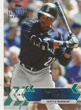 2017 TOPPS NATIONAL BASEBALL CARD DAY--ROBINSON CANO 2B SEATTLE #24 SSP