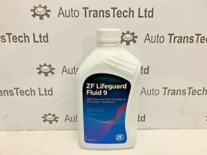 GENUINE ZF 9 SPEED LIFEGUARD 9 AUTOMATIC TRANSMISSION GEARBOX OIL OEM