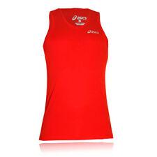 Vêtements et accessoires de fitness rouge ASICS
