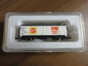 Marklin z scale #8631 Sinalco Cola mint in box