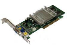 NVIDIA GeForce4 MX4000 - 128MB AGP Video Graphics Card [5674]