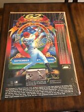 Mark Mcgwire Limited Edition Poster 1998 Victory Dreams Images