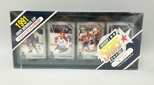 1991 7th Inning Sketch COUPE MEMORIAL CUP Set Factory Sealed #'ed  Lindros