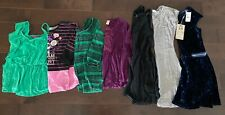 Girls Spring Summer Fall Clothes Lot 7 Pieces Size M-L / 8-12 Years