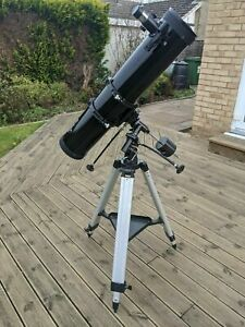 Skywatcher BK 1309 EQ 2 Telescope Used boxed still.  vgc   stunning scope