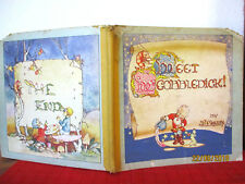 Peg Maltby MEET MR GOBBLEDICK hc 1948 AUSTRALIAN vintage book