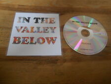 CD Pop In The Valley Below - Peaches (1 Song) Promo EMBASSY OF MUSIC