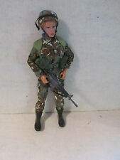 Custom Modern Camo 82nd Airborne G.I.Jane 1:6 loose