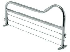 Loyal Cake Saw Leveller Stainless Steel Heavy Duty- Baking/Cake Decorting Tool