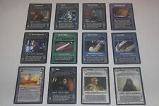 Star Wars CCG Complete Jabba's Palace & Enhanced JP & Jabba's Palace Sealed Deck