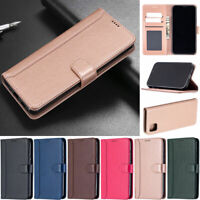 Slim Stand Flip Wallet Leather Cover Case For Huawei Y5p Y6p Y7p P30Lite Y6 2019