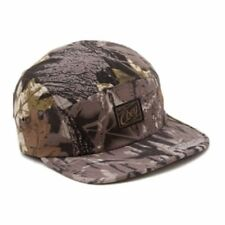 Obey UPLANDS 5-PANEL Tree Camouflage Adjustable Strap Baseball Cap Men's Hat