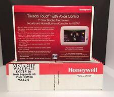 Ademco Honeywell Vista 21IP With Tuxedo Keypad WIFI Package. Newest Version 4.23