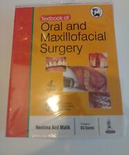 Textbook of Oral and Maxillofacial Surgery with 2 DVD-ROMs 4th edition