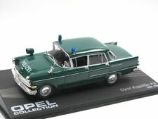 MAG HH095, OPEL COLLECTION, OPEL KAPITAN, POLIZEI, 1:43 SCALE