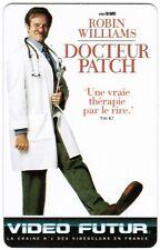 N° 89 VIDEO FUTUR - CARTE  COLLECTOR - DOCTEUR PATCH   ETAT LUXE