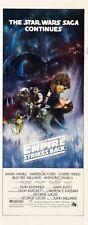Empire Strikes Back Movie Poster Insert 14inx36in 36cmx92cm Replica