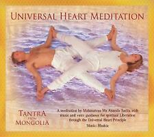 Tantra from Mongolia: Universal Heart Meditation by Mahasatvaa Ma Ananda Sarita