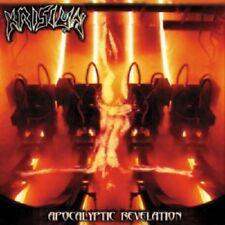 KRISIUN - APOCALYPTIV REVELATION (RE-ISSUE+BONUS)  CD NEW+
