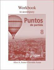 Puntos de Partida by Alice A. Arana and Oswaldo Arana (2008, Paperback)
