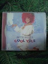 Cool Yule Holiday CD by Bette Midler ~ Christmas 2006 ~ Sony Columbia ~ EUC!