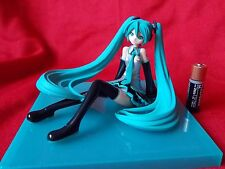 "MIKU HATSUNE VOCALOID SOLID PVC FIGURE Fairy of Music 3.5"" 9cm SEGA UK DESPATCH"