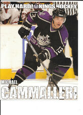 Hockey Michael Cammalleri LA Kings