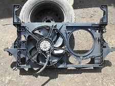 radiator cooling fan rad 2.5 g9u renault master movano interstar vauxhall van