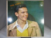 Frank Sinatra - The Voice - Columbia CL743 -  VG+ cover VG+ 6 EYE