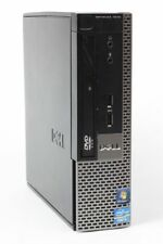 Dell Optiplex 7010 i5-3570s USFF 3.1Ghz 4GB Ram 320Gb HDD Win 10 Pro Desktop PC
